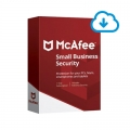 McAfee Small Business Security 1 jaar