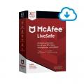 McAfee LiveSafe 36 månader